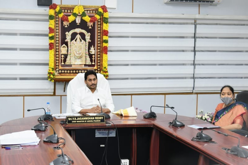 Intresting Discussion Between Modi and Jagan