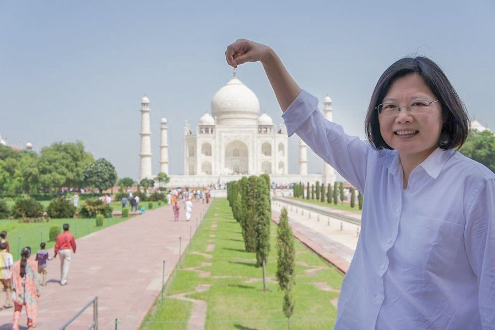 Taiwan president Tsai Ing wen reveals she was fond of Indian food