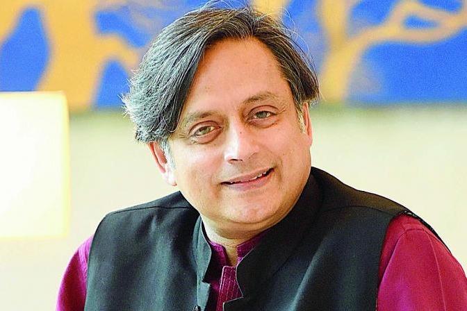 Shashi Tharoor satires on BJPs attack on Pulwama