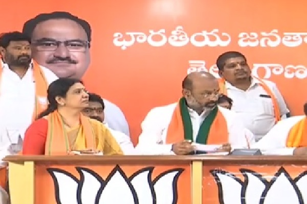 Actor Jeevitha joins BJP