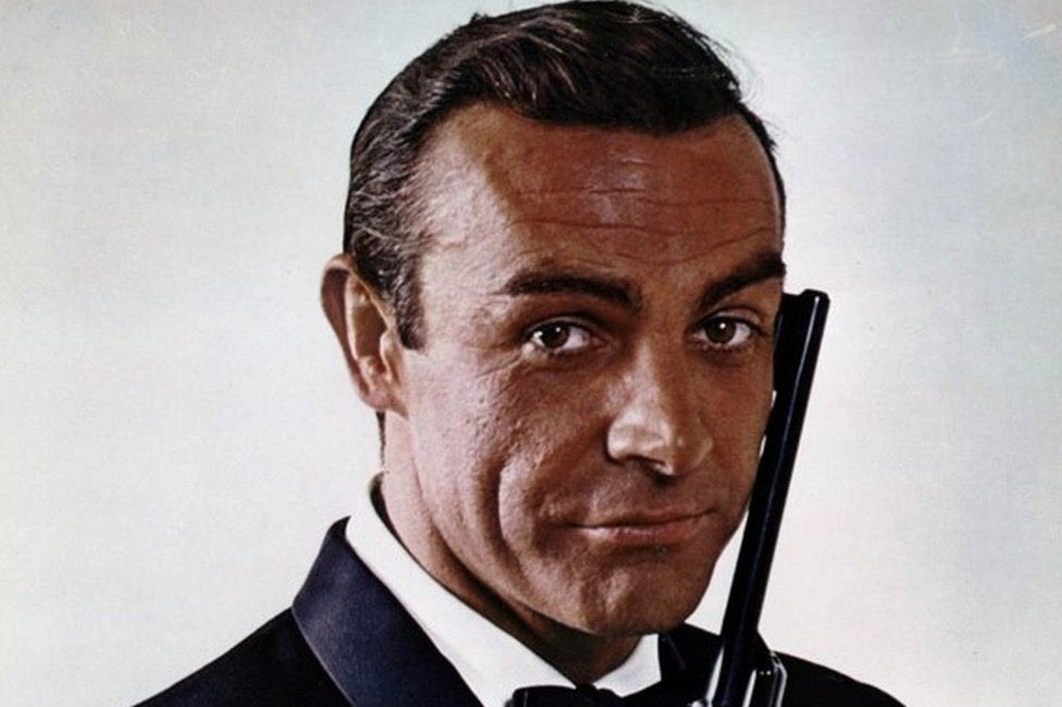 James Bond hero Sean Connery is no m more