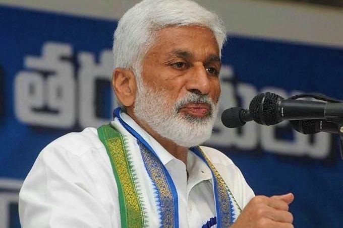 Vijayasai Reddy slams TDP
