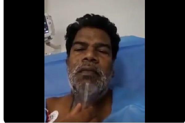 Kamal Haasan concenrns over Ponnambalam health