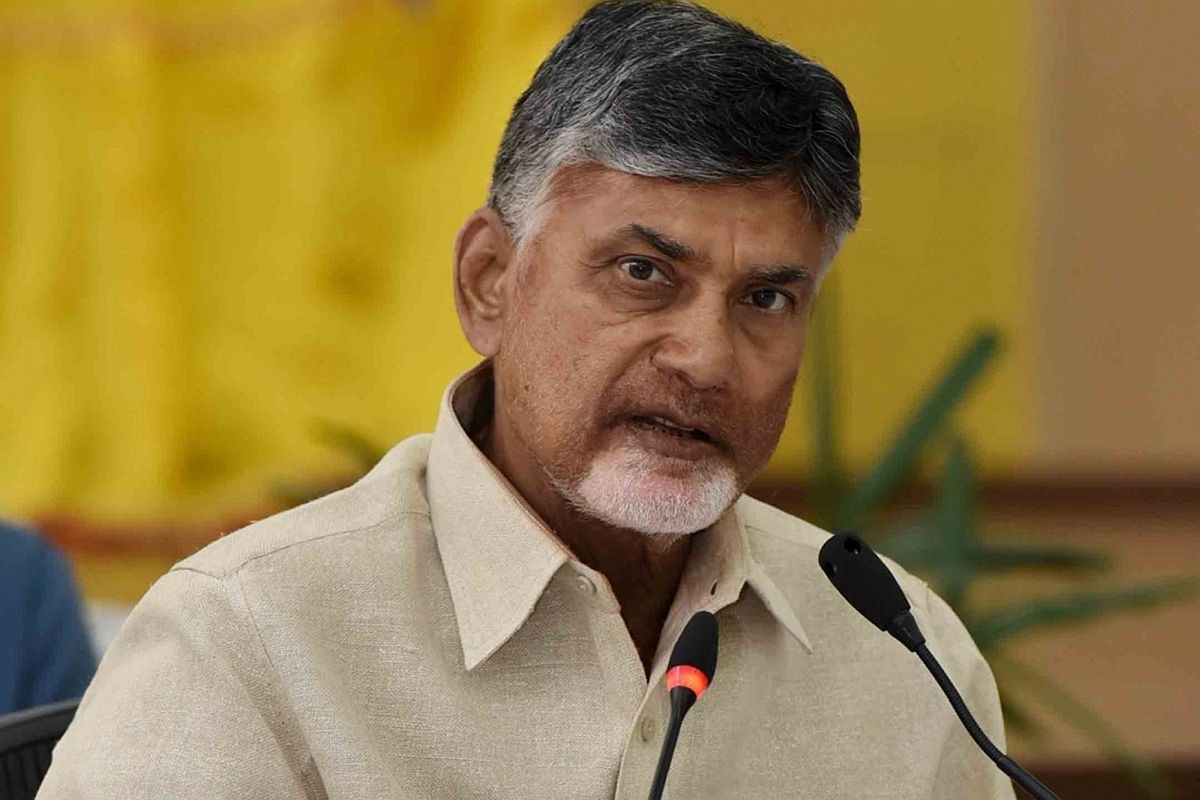 Fake fellows are playing with AP state says Chandrababu