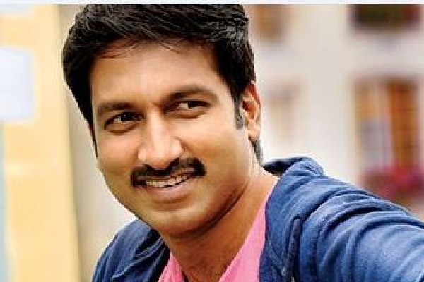 Sujith to direct Gopichand