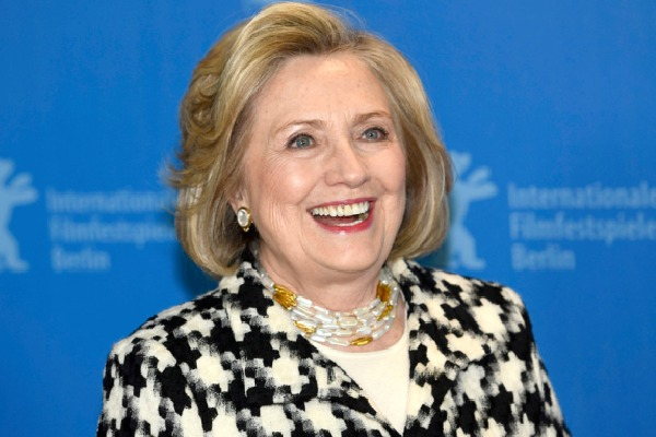 I have confidence on Bidens win says Hillary Clinton