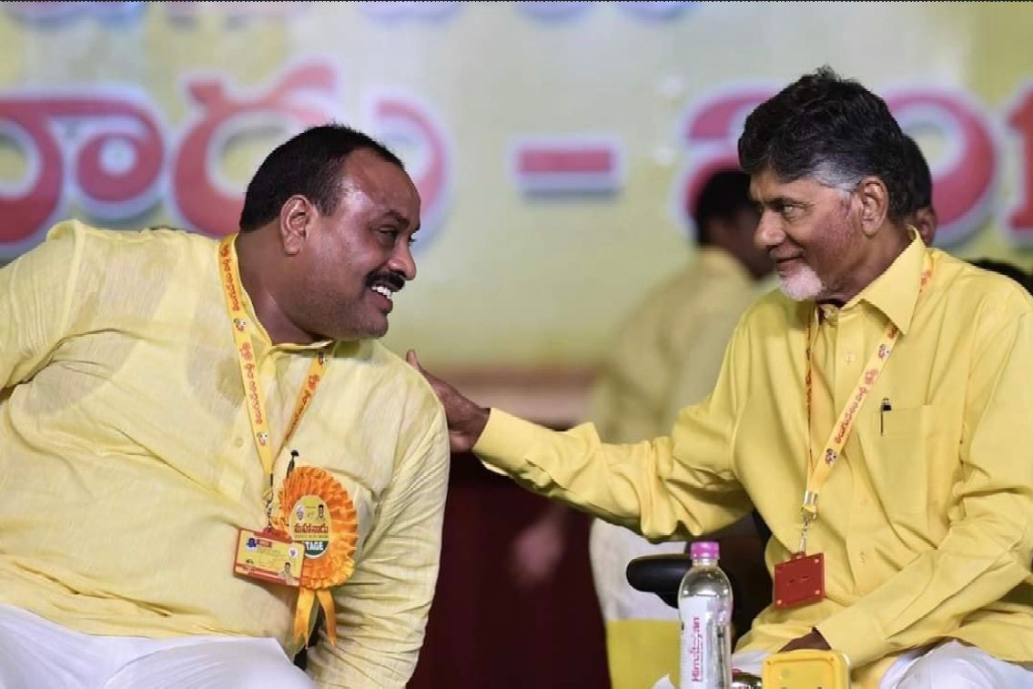 Atchennaidu responds after TDP high command appointed him as AP TDP President
