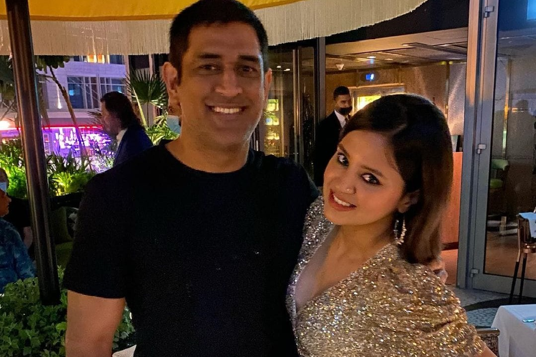 Sakshi Singh Dhoni On The Only Person Who Can Upset MS Dhoni