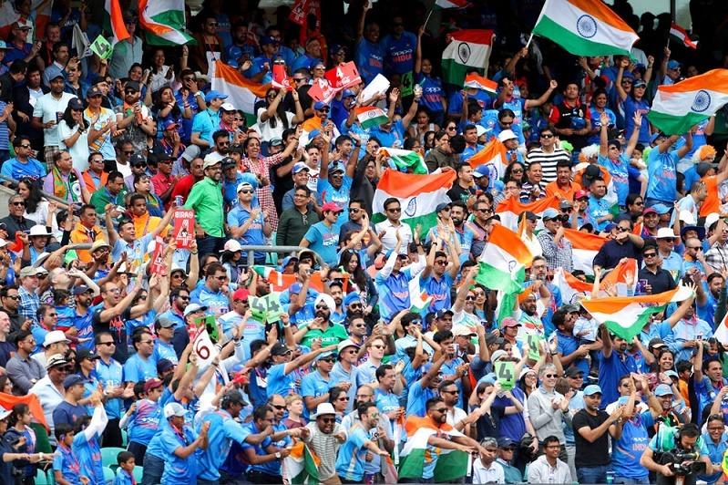 BCCI Wants to Allow Fans for Upcoming England Series