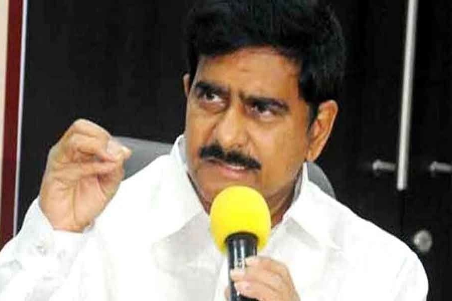 TDP leaders not allowed to meet Kollu Ravindra in Rajahmundry Central Jail