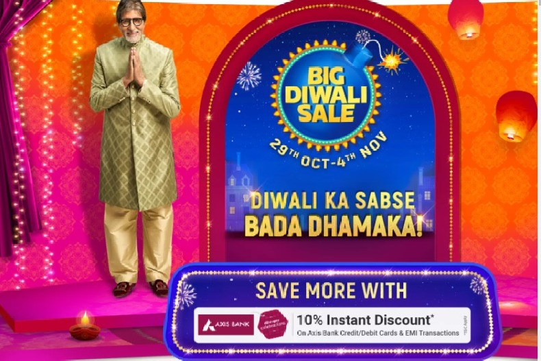 FlipKart announces Diwali sale