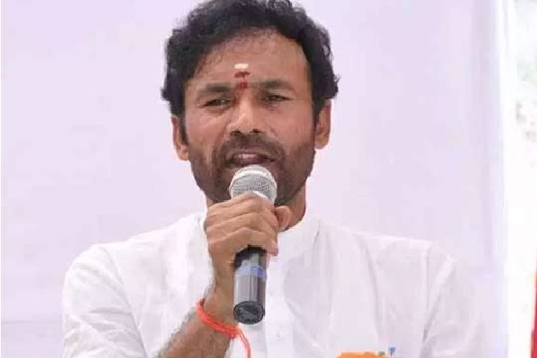 BJP will get more advantage from double bed room houses says Kishan Reddy