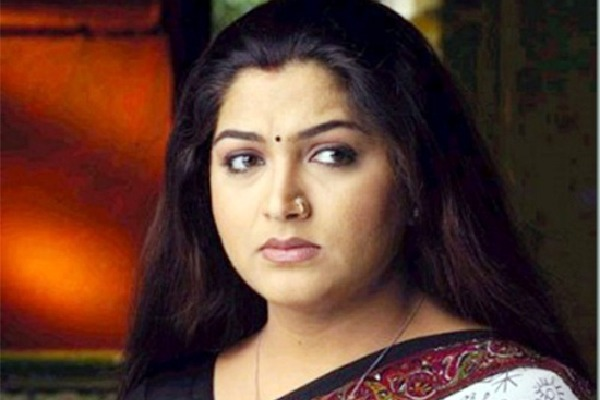 Iam not a robot says Khushboo