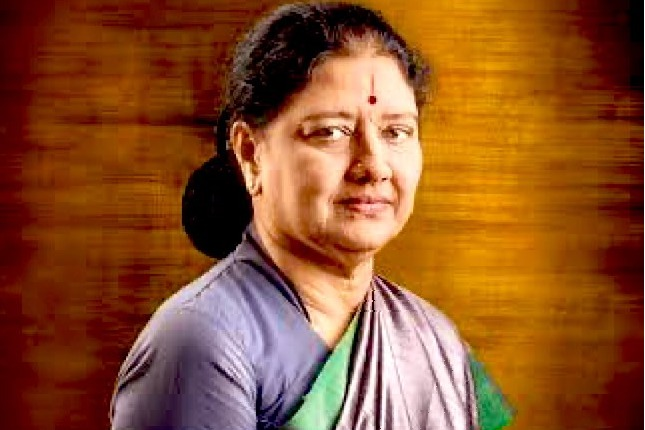Sasikala latest health bulletin