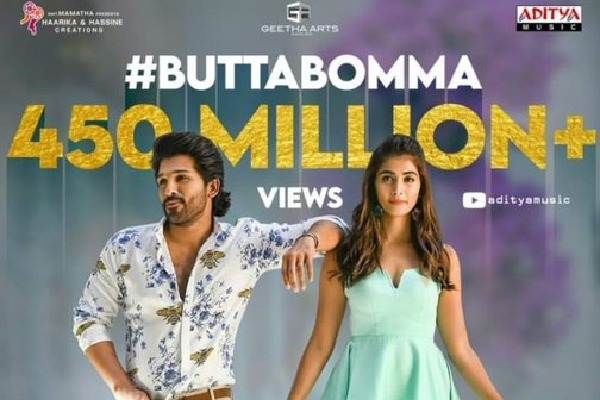 david warner wishes allu arjun for Butta Bomma record