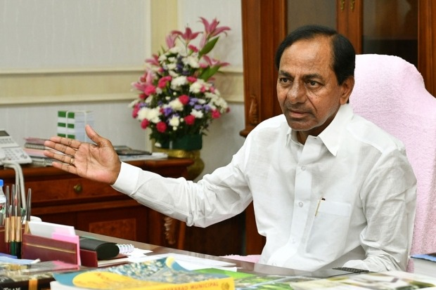 KCR new orders on paddy procurement