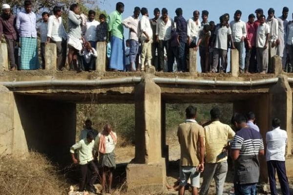 Thangadapally murder case investigation going on