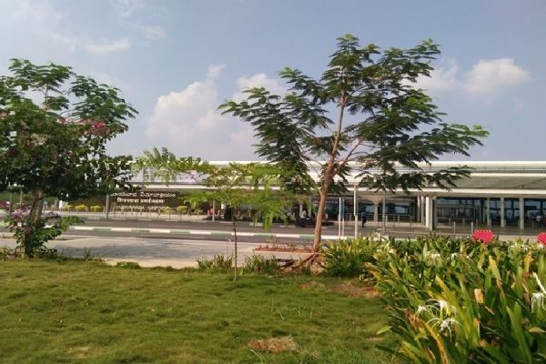 143 NRIs Landed in Gannavaram Airport