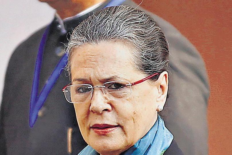 Congress chief Sonia Gandhi writes to PM Modi over corona measures
