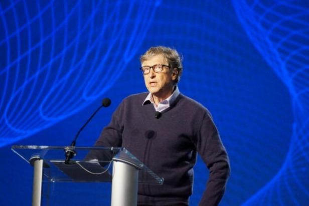 Bill Gates Announces Billions of Dollors to Make Corona Vaccine