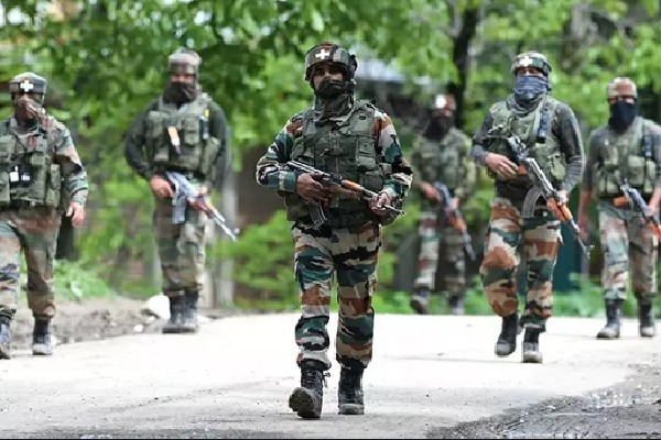 9 terrorists killed by Indian Army