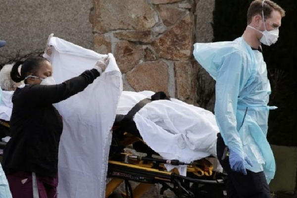 Corona Deaths continues in world