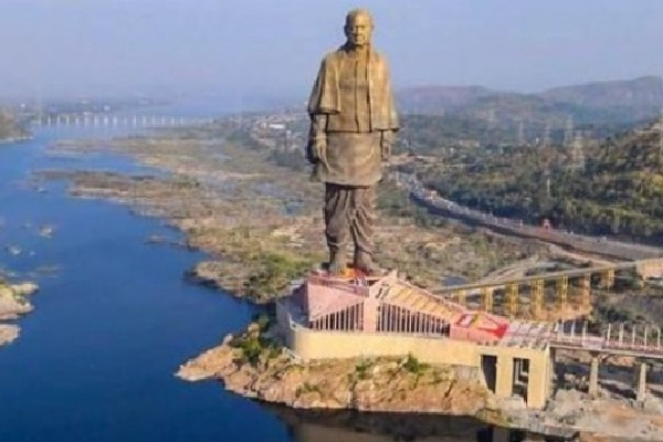 Police Case on Unknown for post a ad to sale Statue of Unity