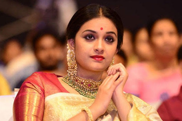 Tollywood actress Keerthy Suresh response on marriage news