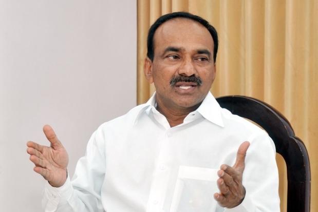 Telangana Minister Etela Rajender statement