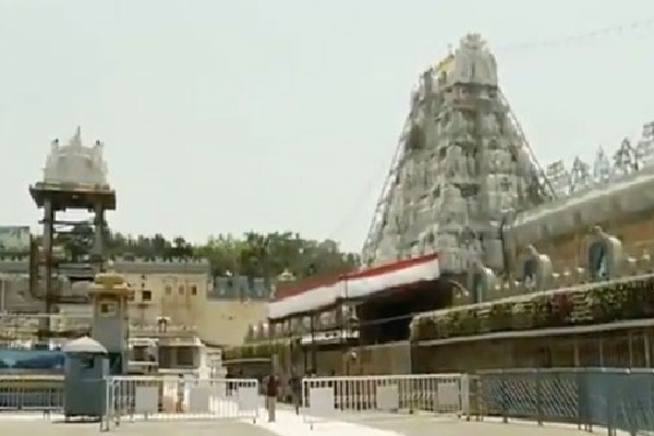 Vasantotsavams in Tirumala from Today Without Piligrims