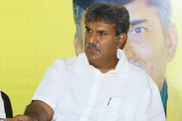 MP Kesineni Nani rebukes mla Ramanaidu s arrest