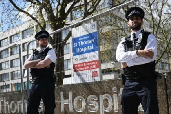 Britain PM Boris Johnson now in ICU
