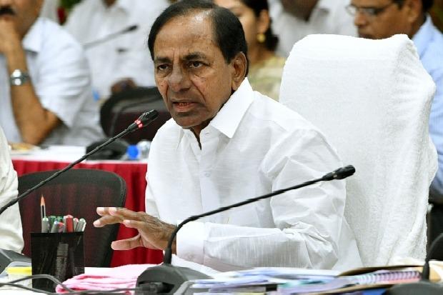CM KCR wants lock down extension