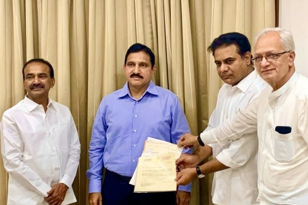 BJP MP Sujana chowdary big donation to Telangana state
