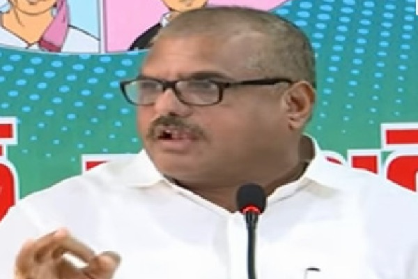 Botsa reacts over Chandrababu comments