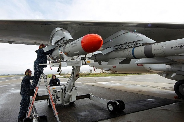 US approves to give Harpoon missiles and MK torpedos