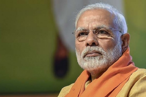 Give up one meal to mark BJP foundation day says modi