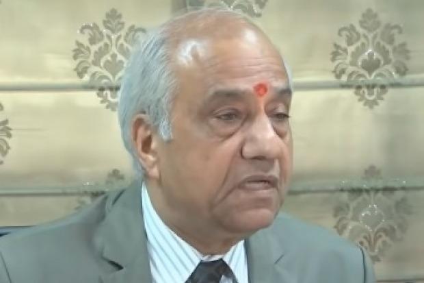 Justice Sri Krishna sensational comments on Aarogya setu App