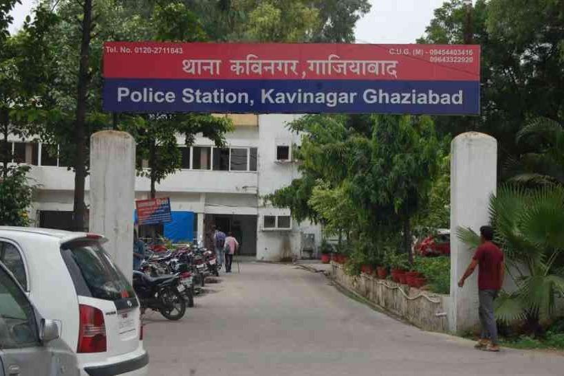 Ghajiyabad police confirmed tablig members herashment