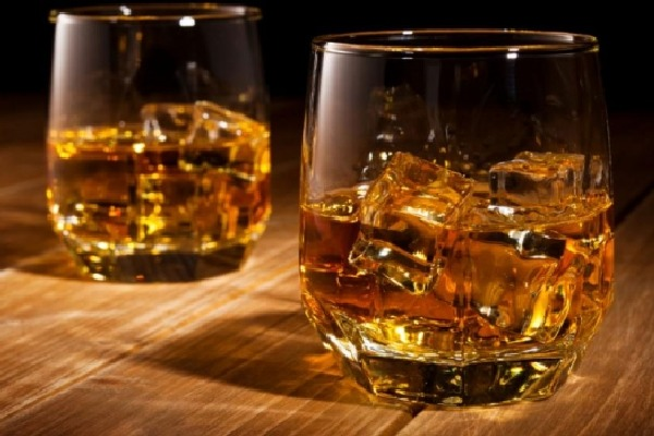 Two youth arrested for doing video with liquor in Hyderabad