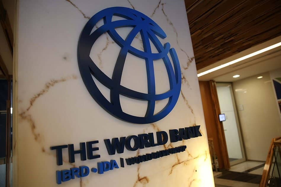 Huge Support form World bank to India