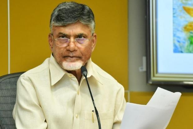 TDP Chief Chandrababu Naidu writes to AP Governor