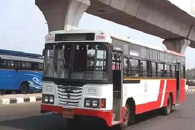 హైదరాబాదులో పూర్తి స్థాయిలో రోడ్డెక్కనున్న సిటీ బస్సులు..