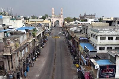 హైదరాబాద్ లో కరోనా హైరిస్క్ ప్రాంతాల గుర్తింపు... 100కు పై..
