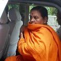BJP Senior leader Uma Bharti admitted inAIIMS