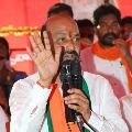 Bandi Sanjay challenges KCR to promice in Bhagya  Lakshmi temple