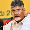 Chandrababu fires on AP Government over Atchannaidu issue
