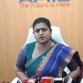 MLA Roja thanked to CM Jagan