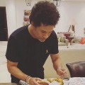 Unexpected guest appeared when Sachin preparing Vada Pav