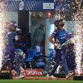 Mumbai Indians retain IPL ttile